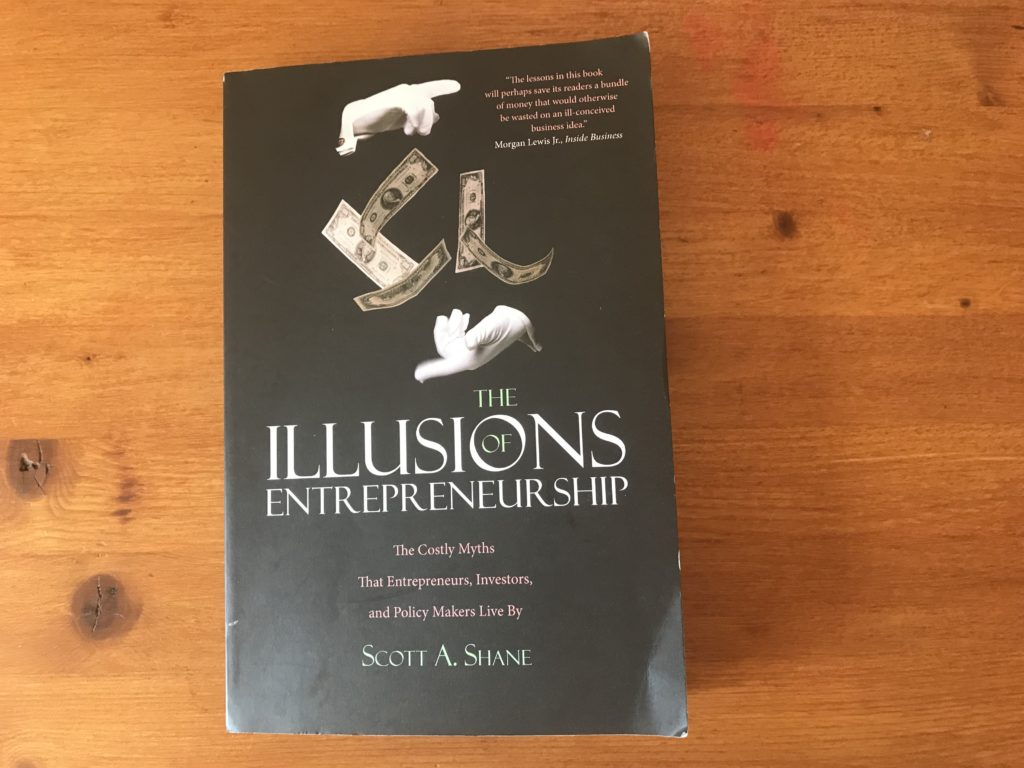 The illusion of entrepreneurship