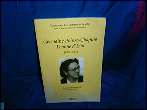 Germaine Poinso-Chapuis