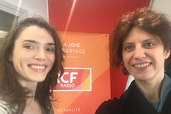 interview RCF de Laura Zimmer
